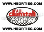 Paul Dunstall Sport Tank and Fairing Transfer Decal DDUN3-1